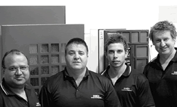 The Danca CNC Engineering Team
